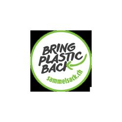 Sammelsäcke «Bring Plastic back»